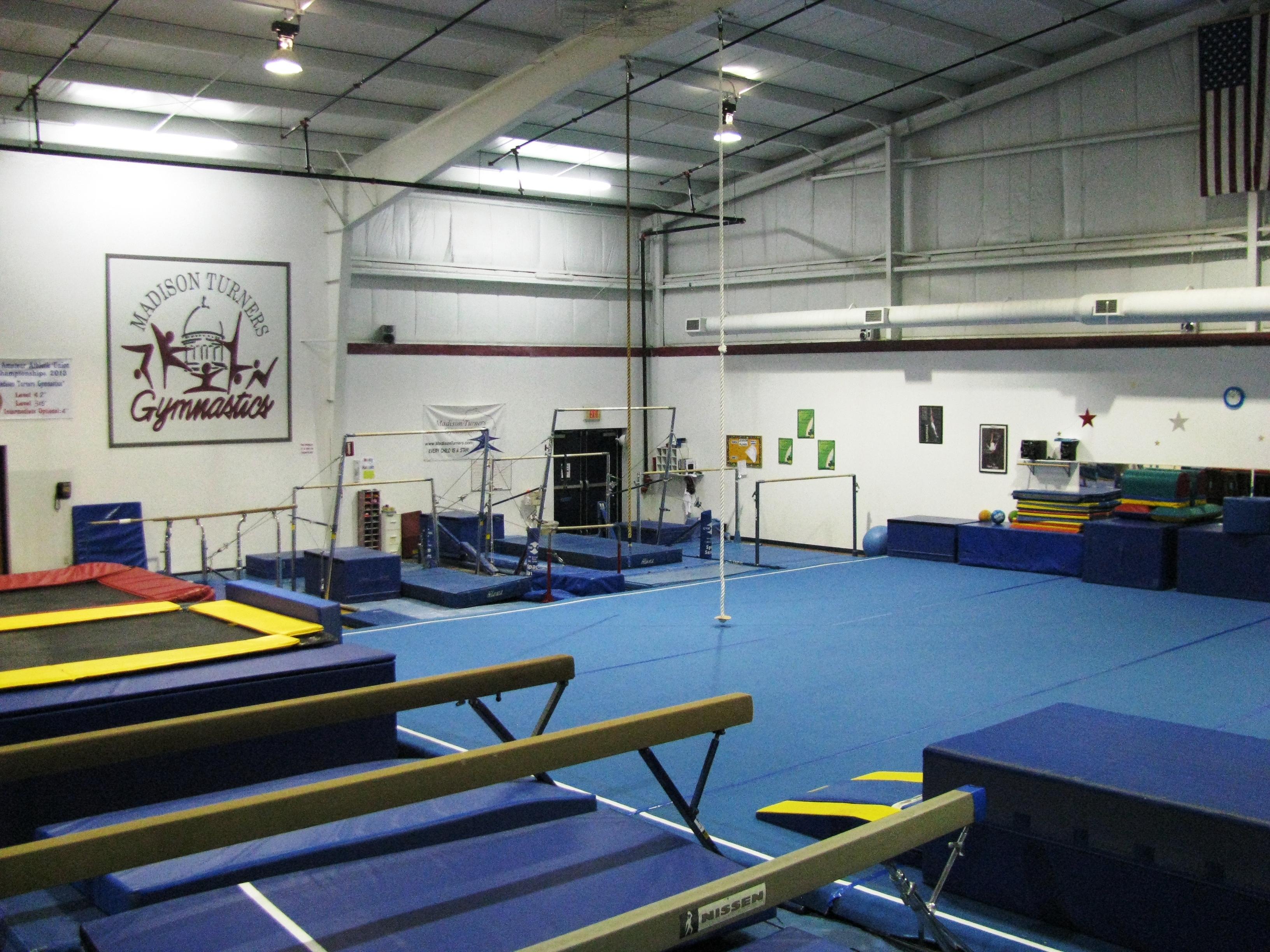 Gymnastics madison turners