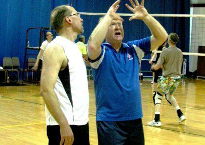 Coach Rod Teaching