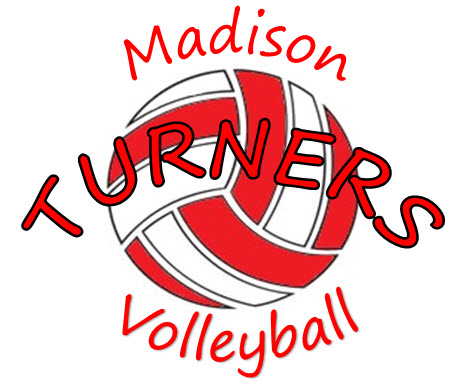Madison Turners Volleyball Logo